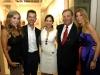 Marysol Patton, Lamberto Petrecca, Yolanda & Ron Berkowitz, & Glorica Porcella