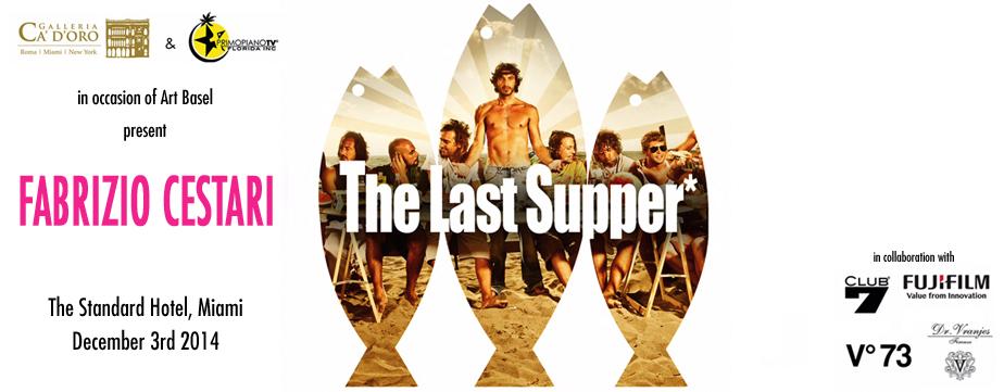 THE LAST SUPPER by FABRIZIO CESTARI