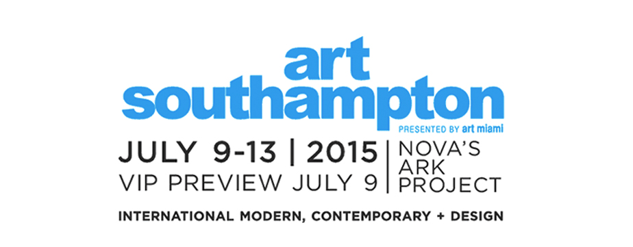 Art Southampton July 9-13, 2015