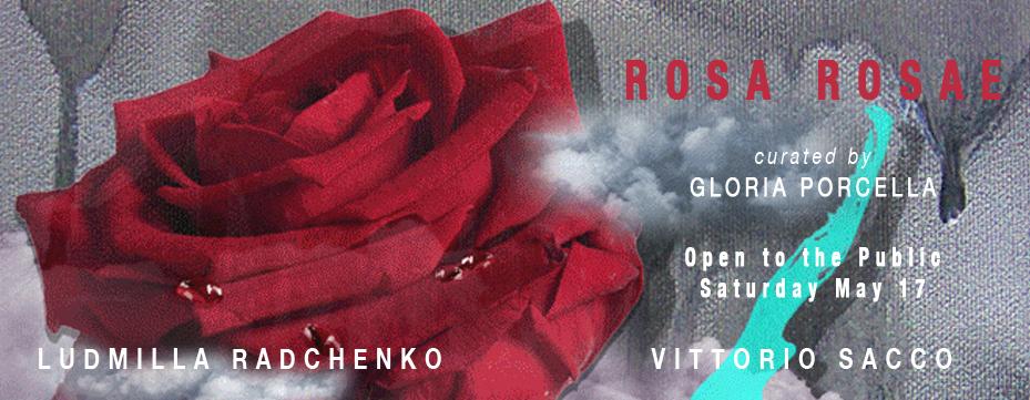 ROSA ROSAE by LUDMILLA RADCHENKO and VITTORIO SACCO
