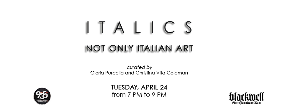 ITALICS Not Only Italian Art