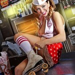 Cestari Roller Girl 2014