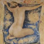Bonnefoit Le Sofa Bleu 2014