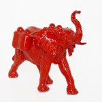 Sweetlove Cloned Elephant Red 1