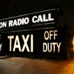 Taxi Lamp Radio 1970, 2009