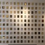 M. Clark,  Gold Mine tiles, 2017