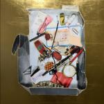 Paul Vinet, Box # 4, 2017